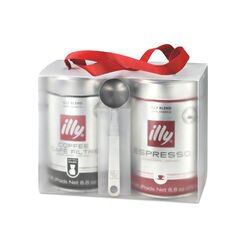 illy Brewed Coffee Holiday Gift Set