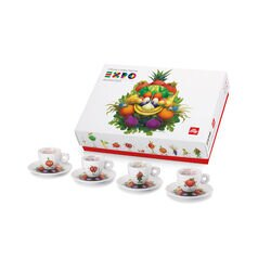 illy Foody Collection Espresso cups