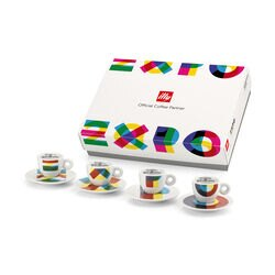 Expo 2015 Espresso Cups front view