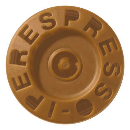 Single Origin Costa Rica Espresso Capsule Top Down View