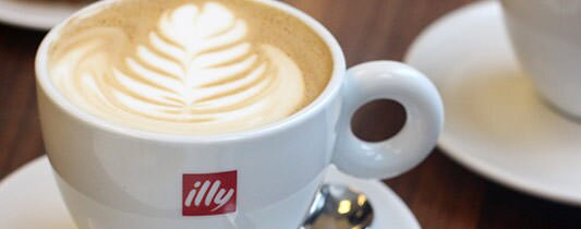 illy Espresso served in illy Coffee Cups