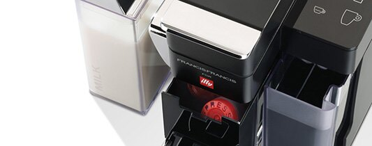 Coffee Machine Cleaners remove oil residue and mineral build-up.