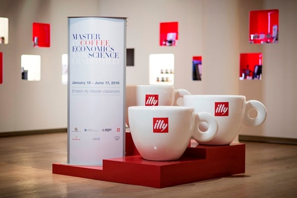 Master's in Coffee Economics and Science Ernesto Illy