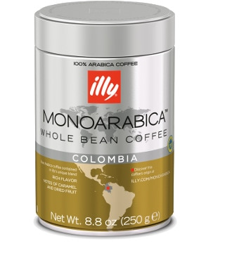 illy Monoarabica Colombia