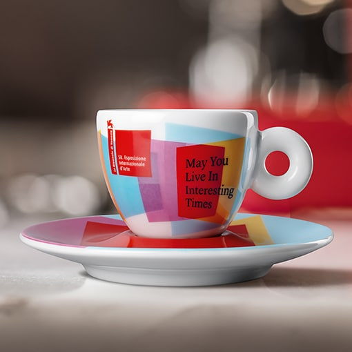 illy design cup