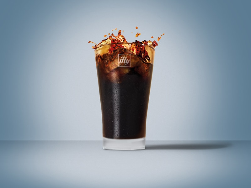 illy cold brew coffee