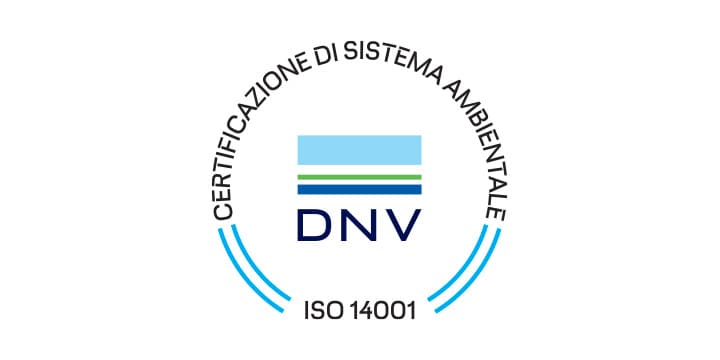 DNV certificazione ISO 14001
