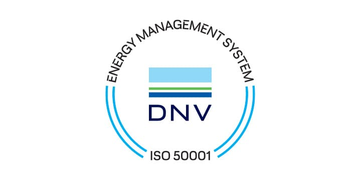 DNV certificazione ISO 50001