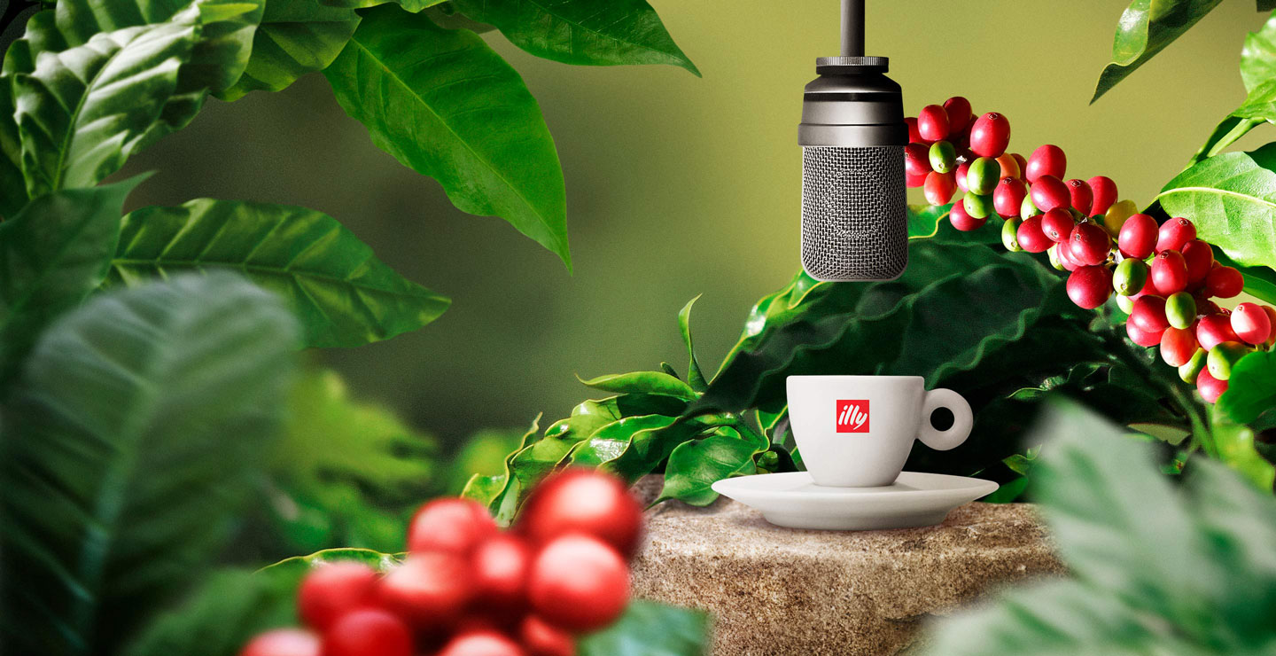 illy coffee music #thanks4thecoffee