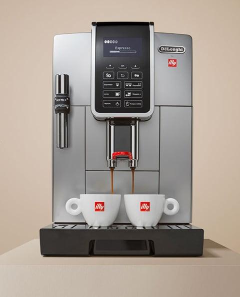 Macchine caffè: capsule, macinato, all\'america e cialde