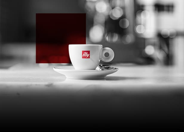 The unique illy blend
