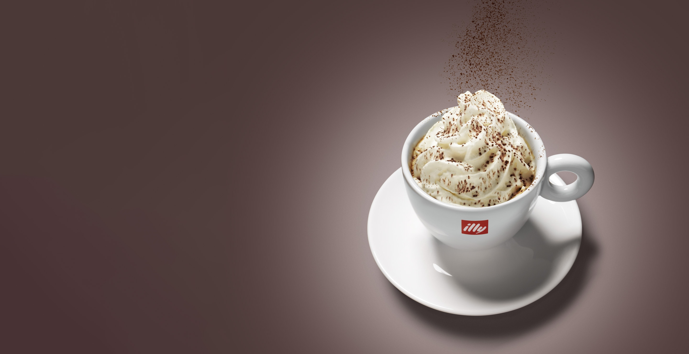 Cappuccino viennese illy