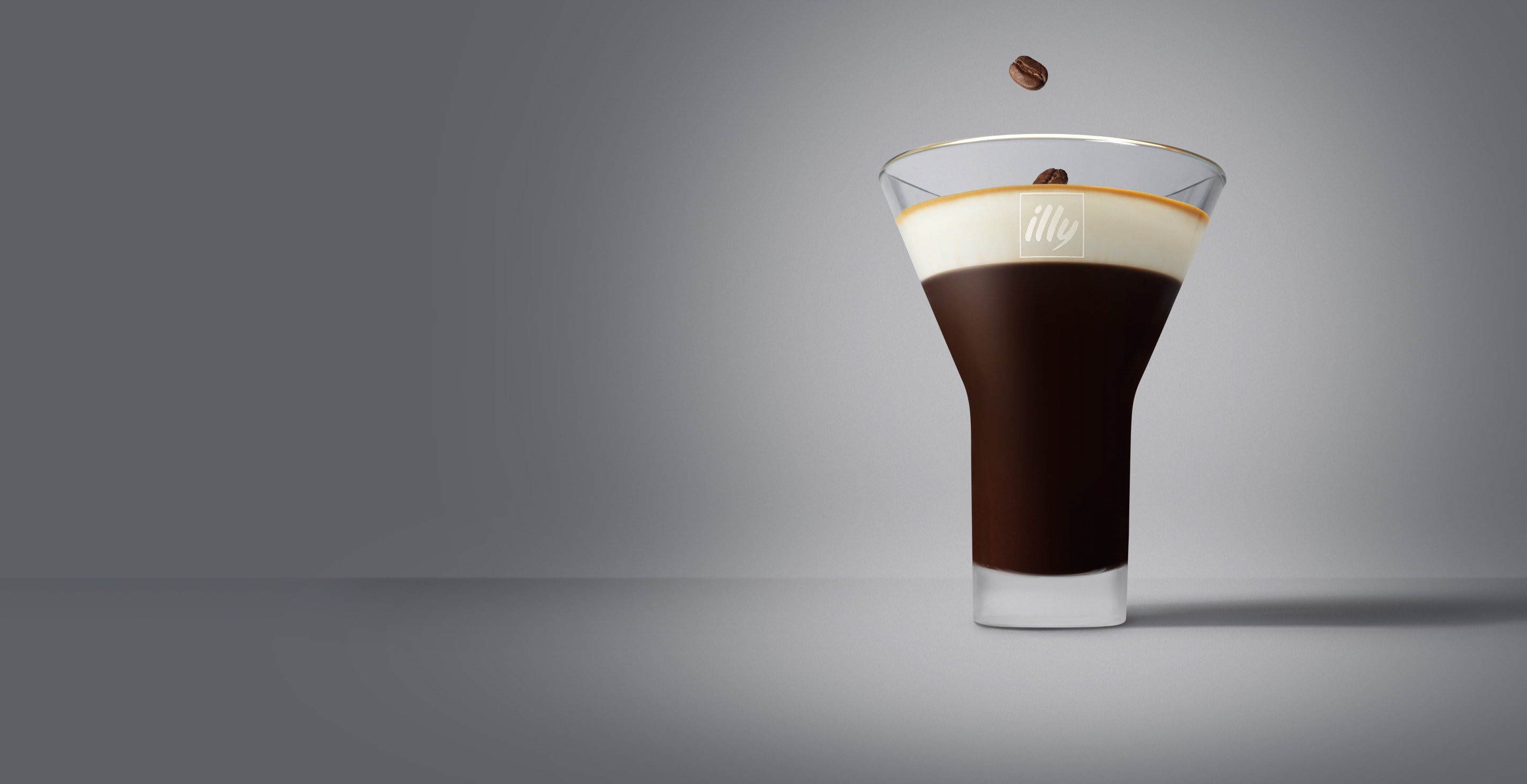 Irish coffee illy