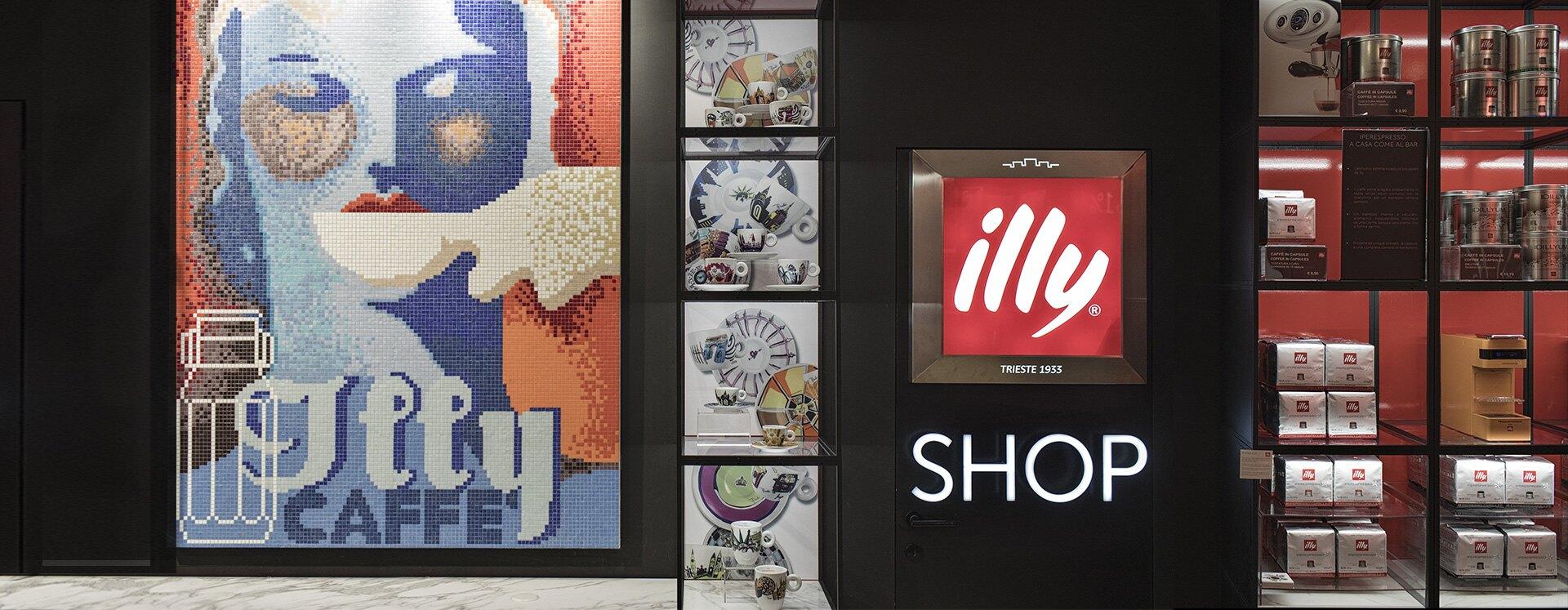 Illy Shop La Rinascente Negozi a Milano: dove fare