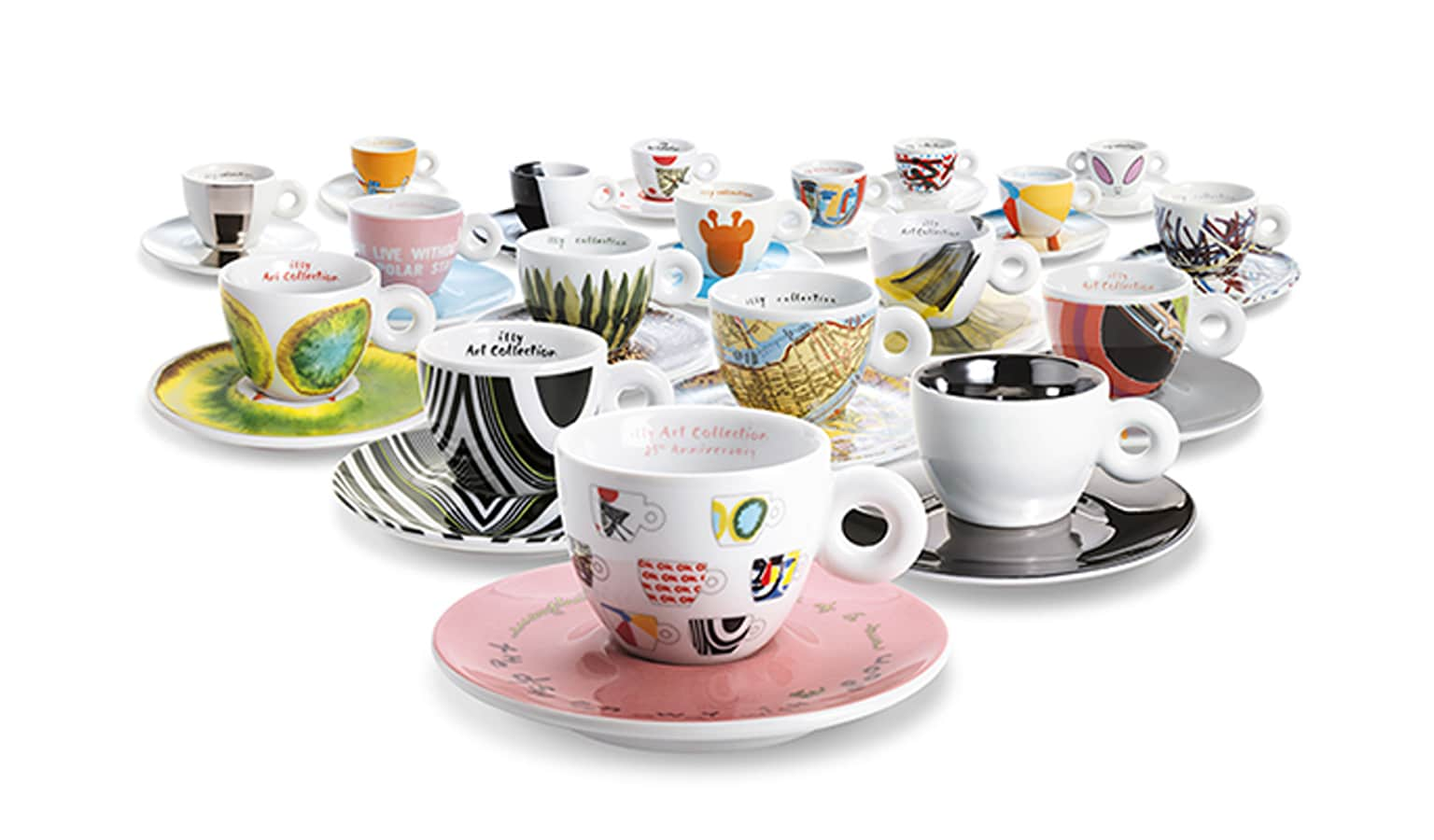 illy Art Collection Cups