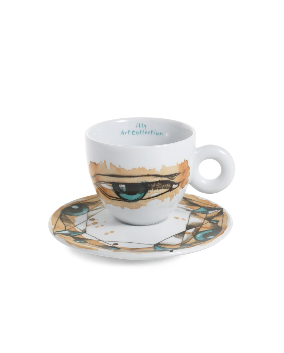 Max Petrone - illy Art Collection Coffee Cup