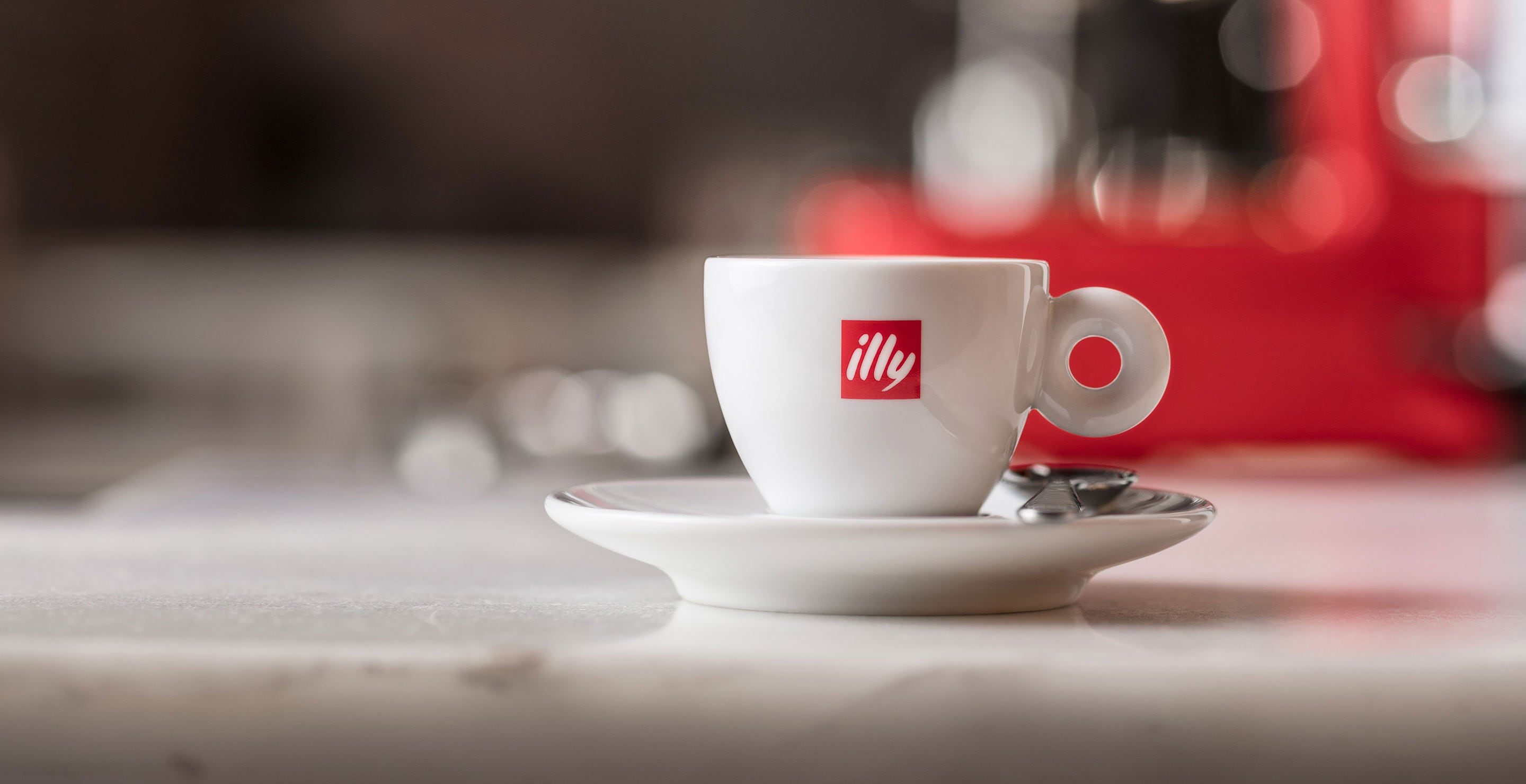 Logo Espresso Cup - Live Happilly