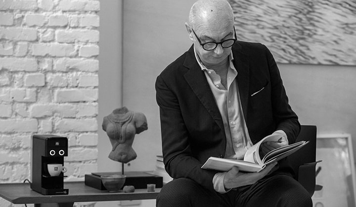 Piero Lissoni reads
