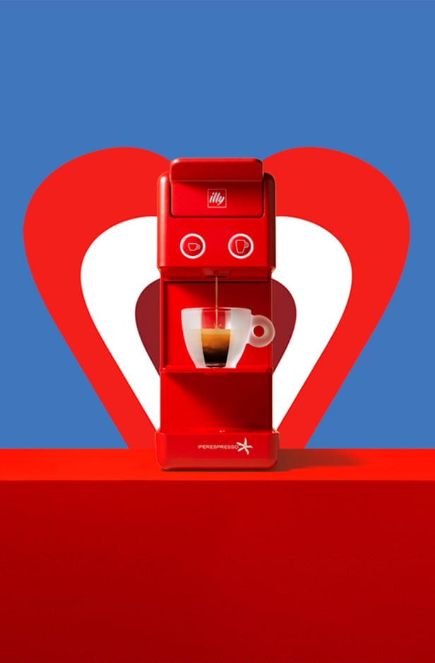 illy Lovers Macchine