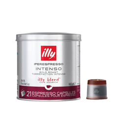 Capsules iperEspresso – Torréfaction corsée – 21 capsules – illy