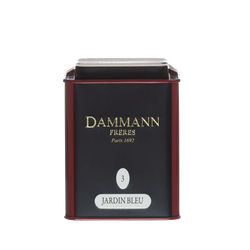 Dammann® Jardin Bleu Loose Tea - 3.52oz Tin - illy