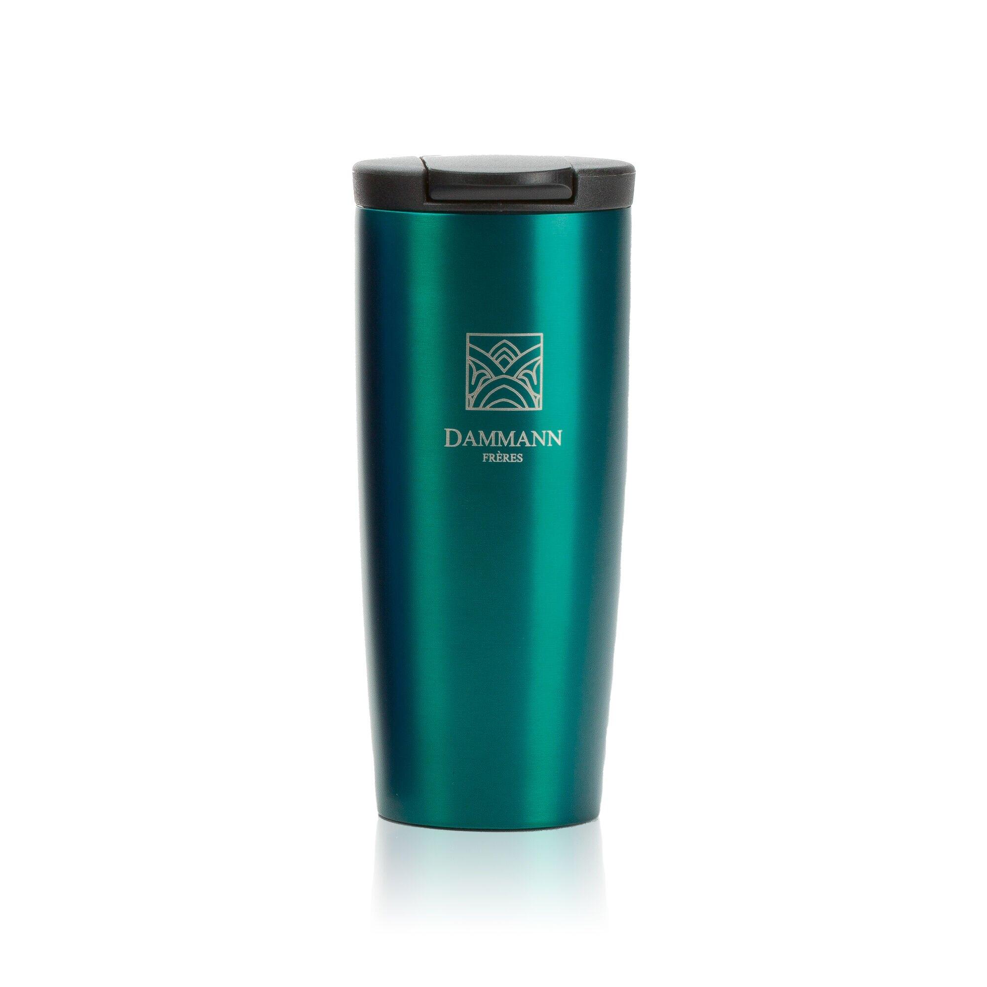 Travel Mug - Nomade Dammann Verde - 38 cl