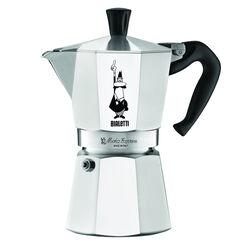 Bialetti Moka Express Stovetop Espresso Maker 6-Cup