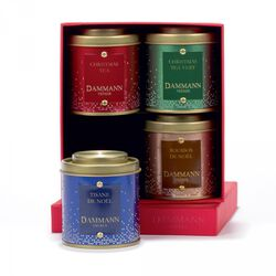 Dammann Frères - Giftbox Season's Greetings