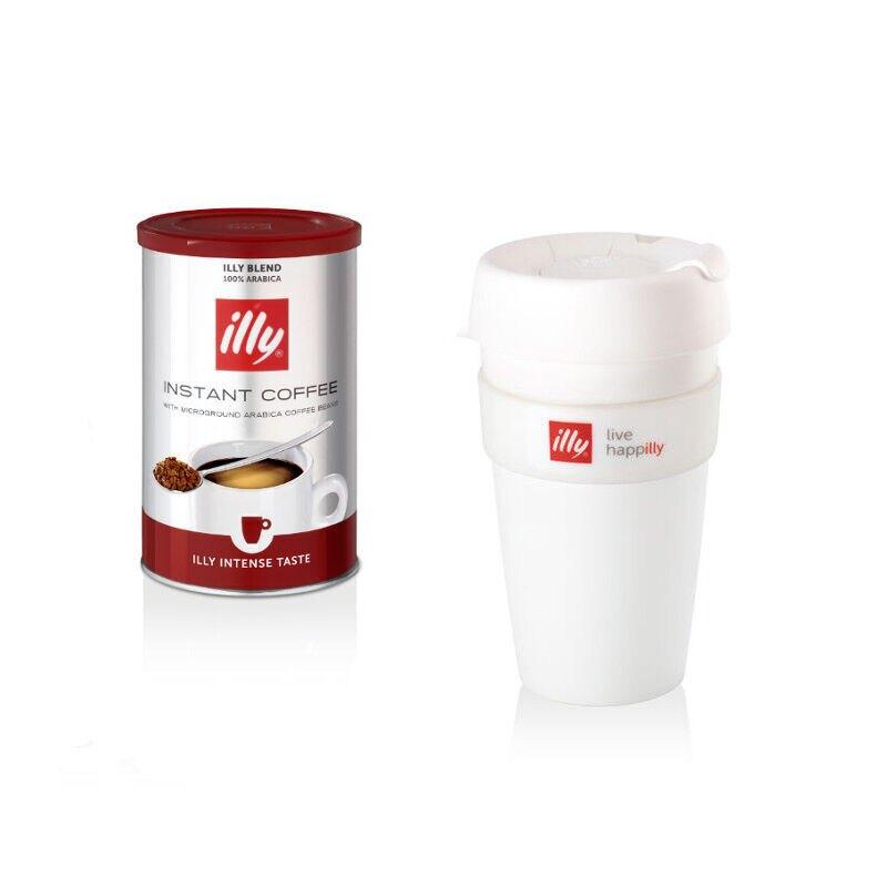 Idee regalo: tazza KeepCup e caffè istantaneo intenso