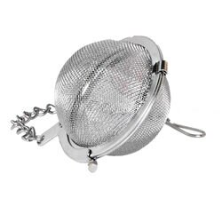 Mesh Tea Infuser Ball Front View