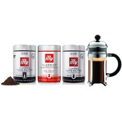 French Press Signature Blend Bundle