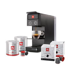 Y3.2 iperEspresso Espresso & Coffee Bundle - Black