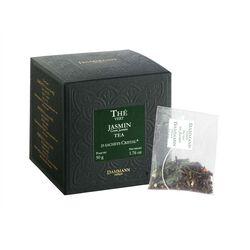 Sachets de thé vert au jasmin de Dammann® – 25 sachets par boîte – illy