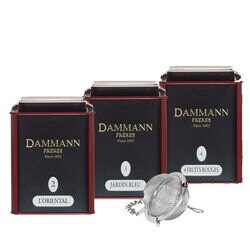Dammann Loose Tea Sampler Bundle