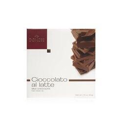 Tavoletta di cioccolato al latte Domori da 50gr
