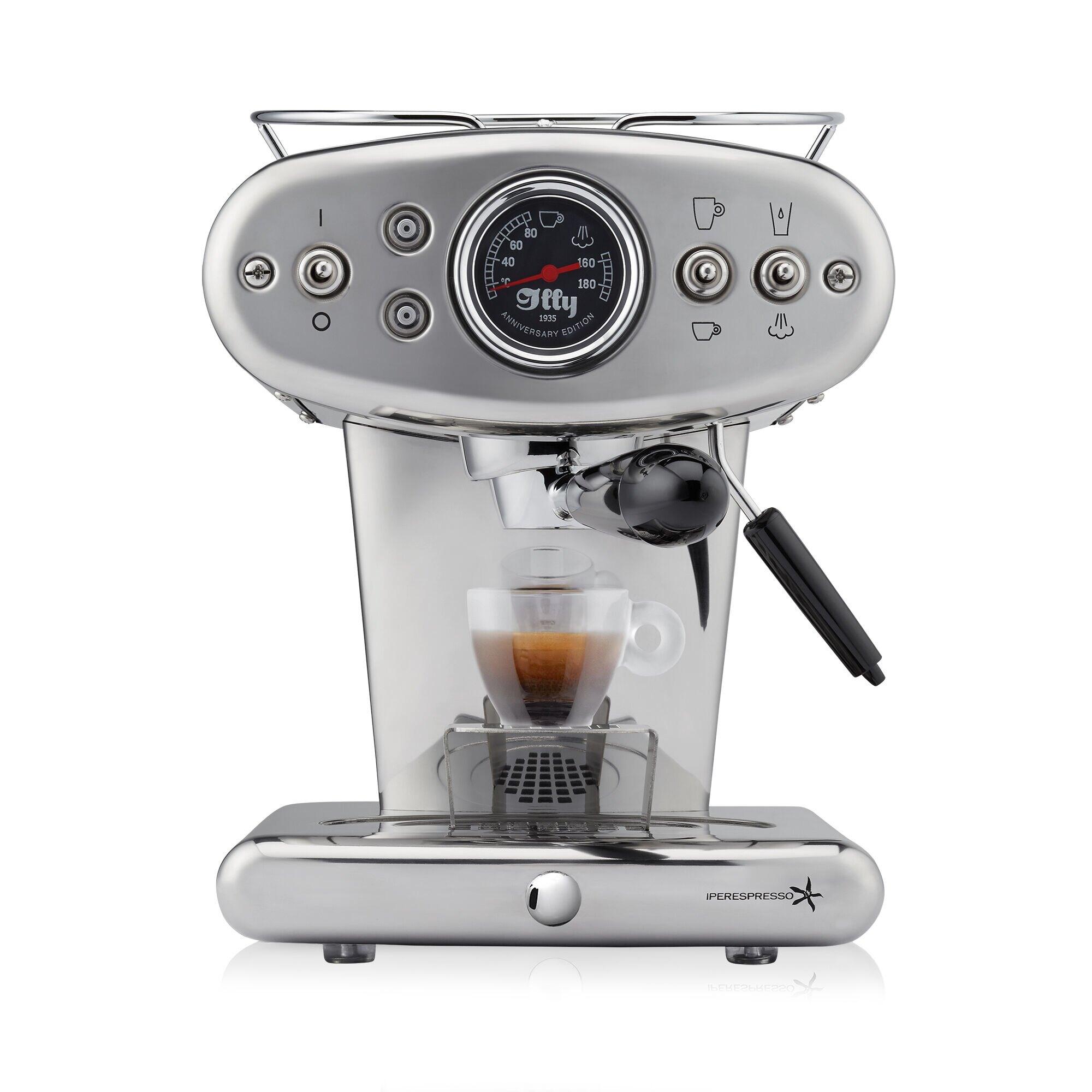 Capsule Coffee Machine X1 Iperespresso Anniversary 1935