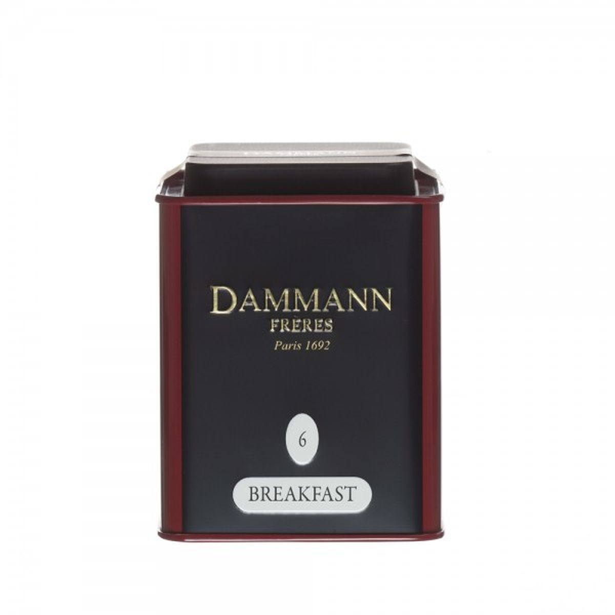 Dammann® Breakfast Loose Tea - 3.52oz Tin -illy