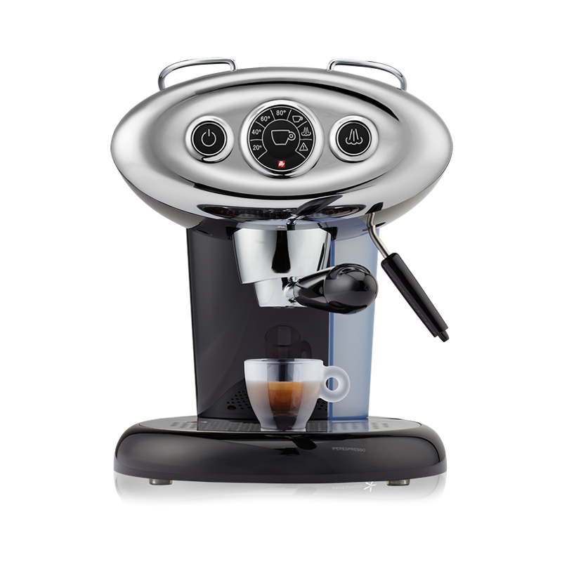 X7.1 - Macchina da Caffè Iperespresso nera