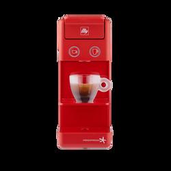 Y3.2 Espresso & Coffee - Machine à café Iperespresso - rouge