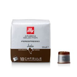 Caffè in Capsule Iperespresso Arabica Selection India