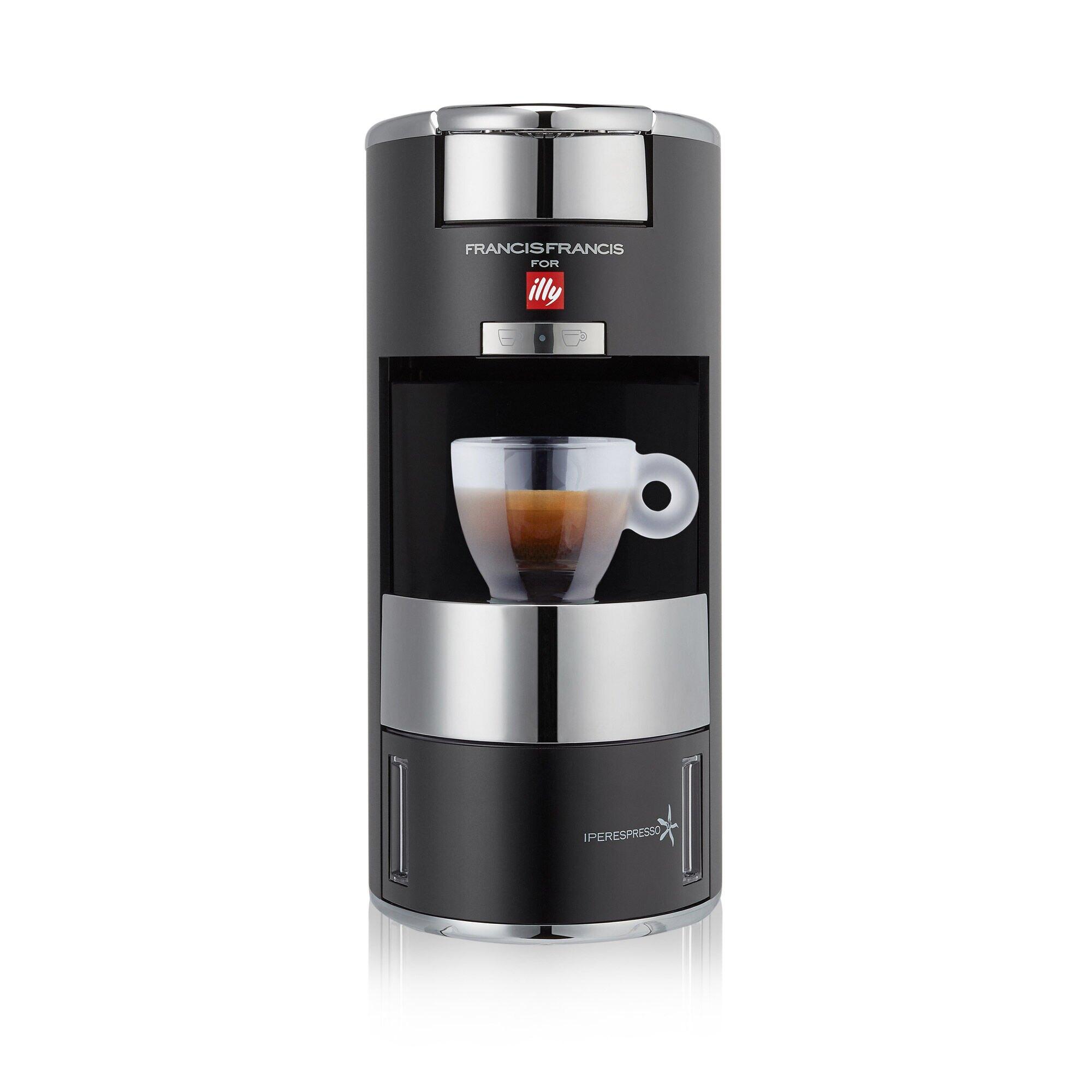 Francis Francis X9 Espresso Capsule Machine - illy eShop