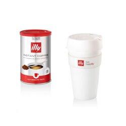 Idee regalo: tazza KeepCup e caffè istantaneo classico