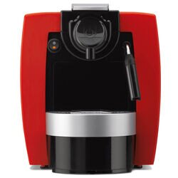 Mitaca POD1 Red Espresso Coffee Machine front view