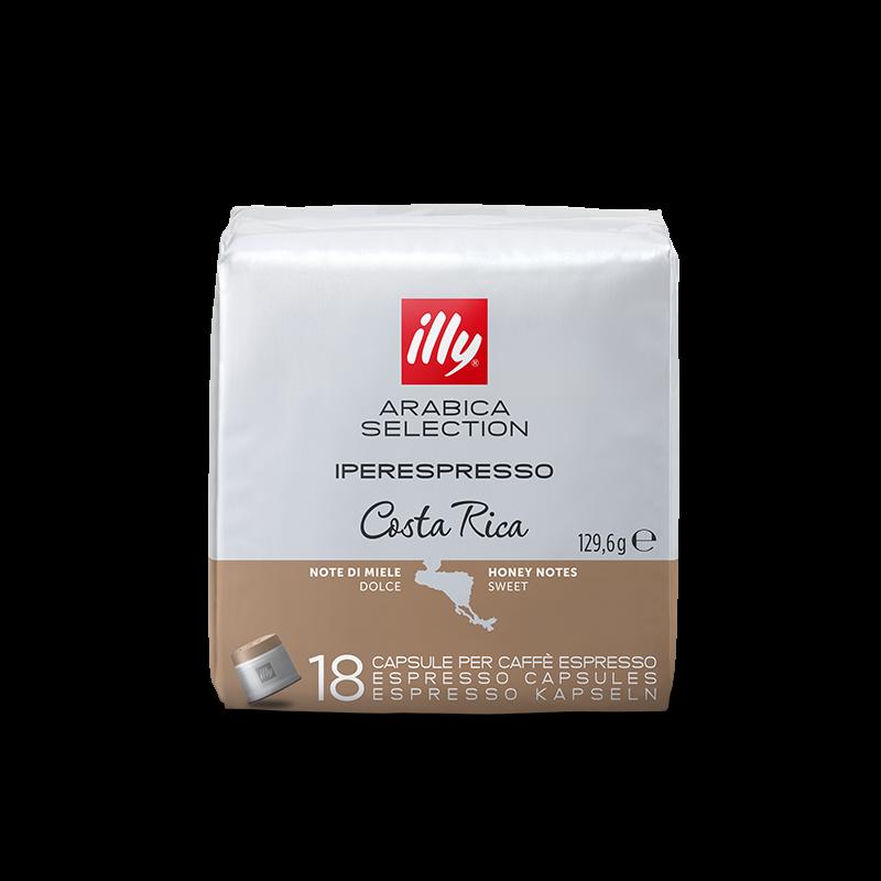 Café en capsules Iperespresso Arabica Sélection Costa Rica