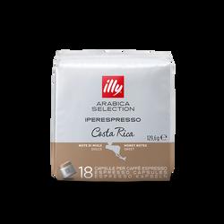 Café en capsules Iperespresso Arabica Selection Costa Rica