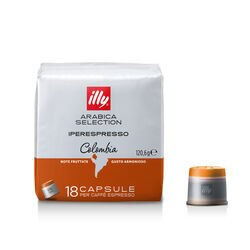 Caffè in Capsule Iperespresso Arabica Selection Colombia