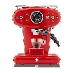 X1 Anniversary Espresso & Coffee rood - Iperespresso koffiemachine