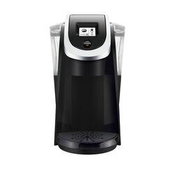 Keurig 2.0 K200 Coffee Brewer black front view