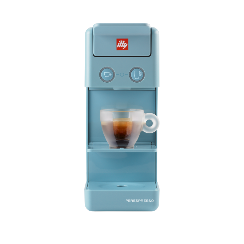 Y3.3 iperEspresso Espresso & Coffee Machine - Cape Town Blue
