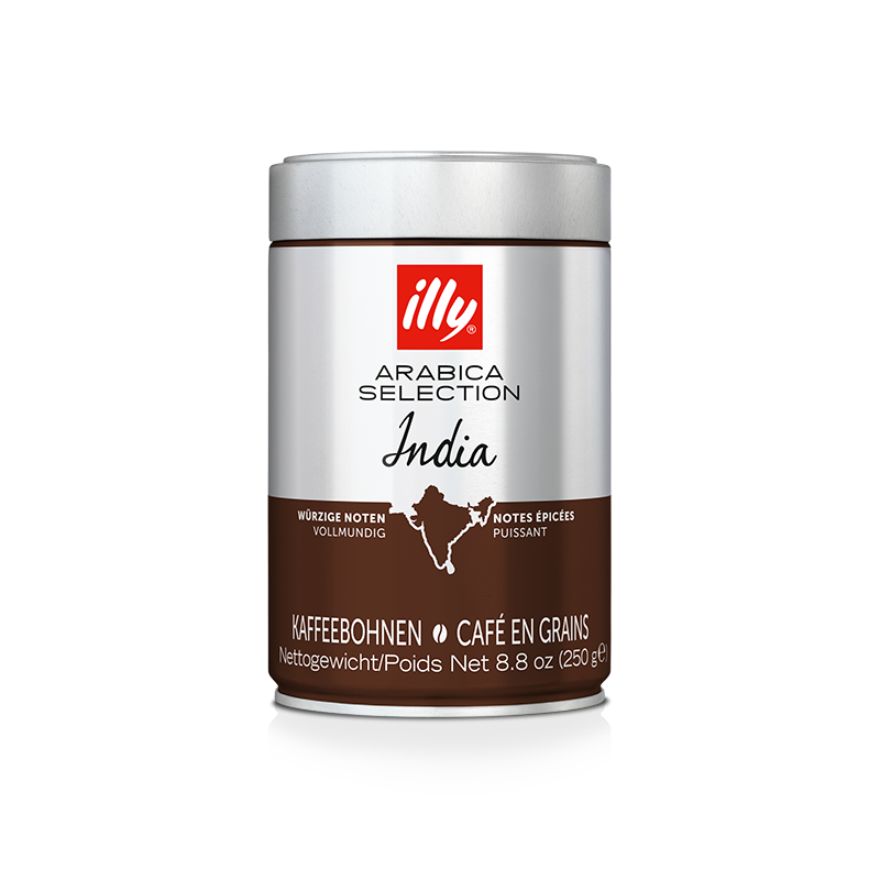 Whole Bean Arabica Selection India Coffee